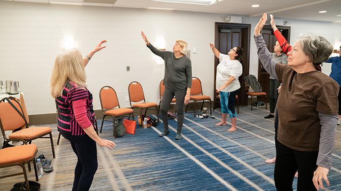 Sedona's Healing Arts For Women: Yoga, Qi Gong, Ayurveda and More