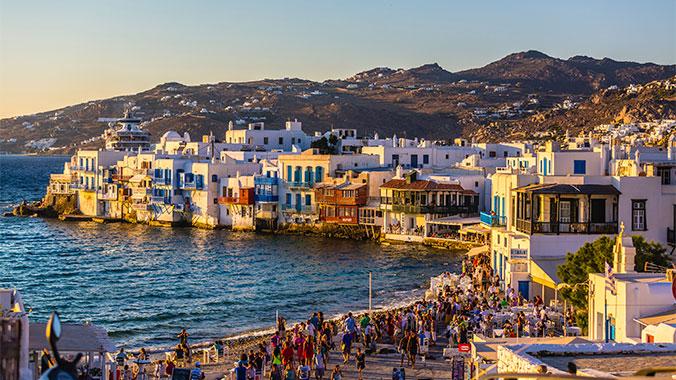 Odyssey At Sea: The Greek Isles, Ephesus & Istanbul