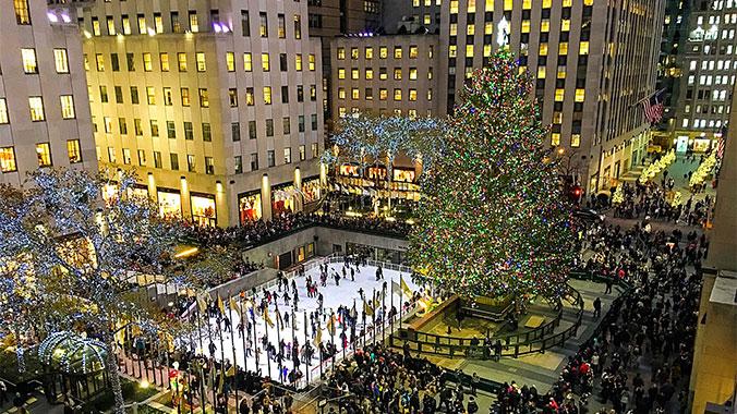 New York for Christmas: A Festive Celebration
