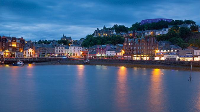Odyssey at Sea: The Best of England, Ireland & Scotland