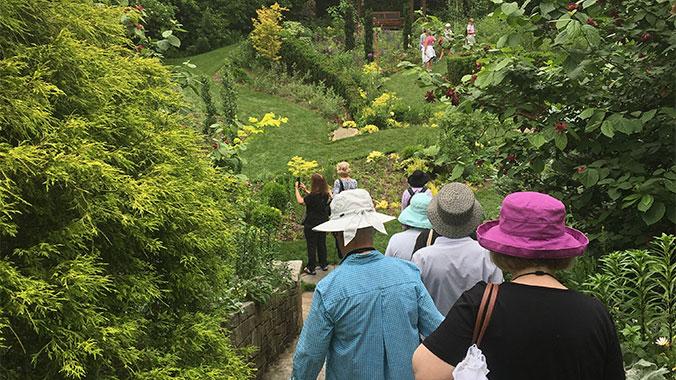Topiaries, Pleasure Gardens and Botanical Gems in Philadelphia and Beyond
