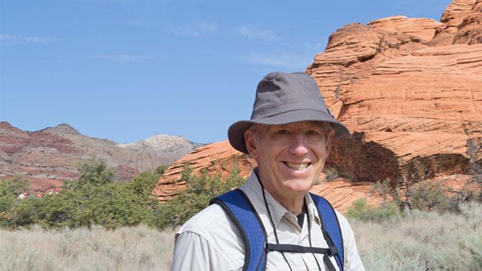 Backpacking Southwestern Utah