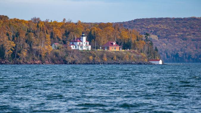 Explore Apostle Islands National Lakeshore