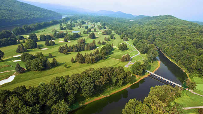 Improve Your Game on Historic Shawnee's Premier Golf Course