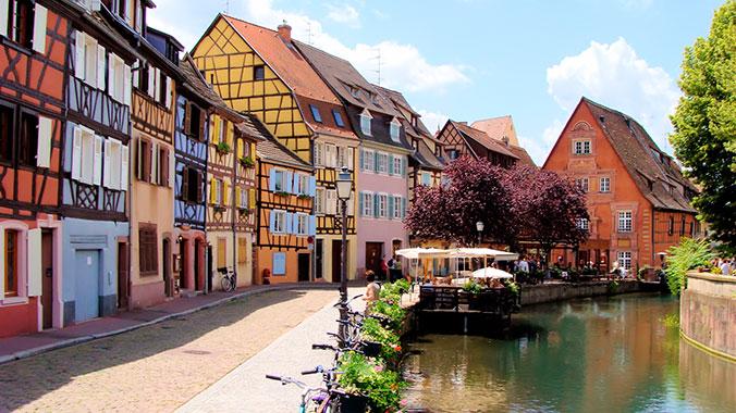 20822 - Walking Austria, France, Germany