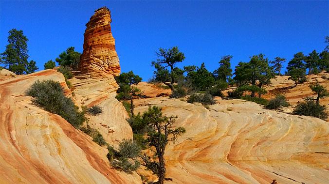 HIking Southwestern Utah