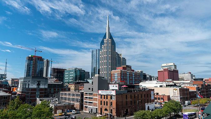 Music Cities USA: Nashville to Memphis