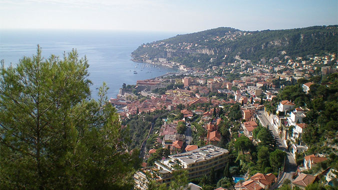 Odyssey at Sea: The South of France