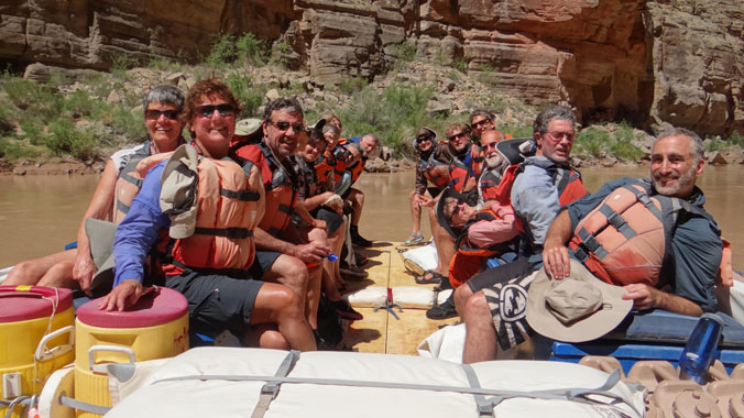 Rafting Grand Canyon's Colorado River: The Ultimate White Water Adventure